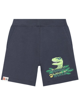 LEGO Wear LEGO Wear Pantaloni scurți sport 12010129 Bleumarin Regular Fit