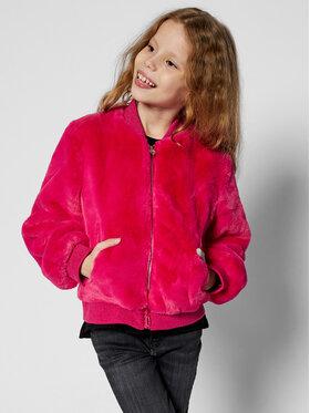 Guess Guess Zimní bunda J0BL12 WD4G0 Růžová Regular Fit