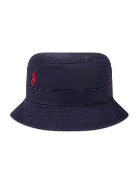 Polo Ralph Lauren Polo Ralph Lauren Kapelusz Loft 710798567005 Granatowy