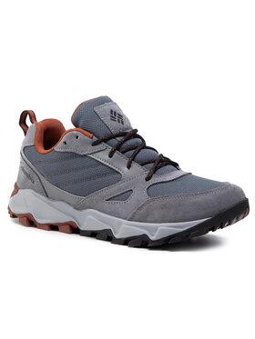 Columbia Columbia Παπούτσια πεζοπορίας Ivo Trail BM0825 Γκρι
