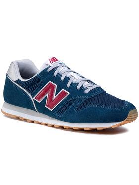 New Balance New Balance Sneakersy ML373EC2 Tmavomodrá