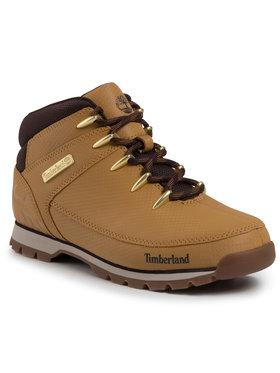 Timberland Timberland Trekingová obuv Euro Sprint Mid Hiker TB0A21D6231 Hnedá