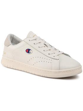 Champion Champion Sneakersy Court Club Patc S21126-FW19-WW001 Biały