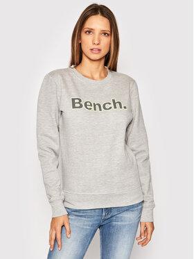 Bench Bench Majica dugih rukava Raina 117363 Siva Regular Fit