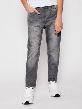 Pepe Jeans Pepe Jeans Džínsy GYMDIGO Archie PB201580 Sivá Relaxed Fit
