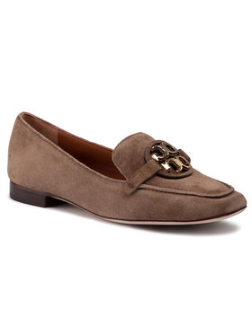 Tory Burch Tory Burch Loaferice Metal Miller 15Mm Loafer 63250 Smeđa
