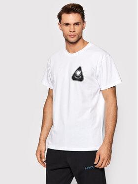 Unfair Athletics Unfair Athletics T-Shirt UNFR21-125 Biały Regular Fit