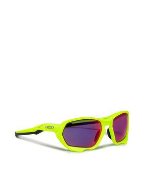 Oakley Oakley Okulary przeciwsłoneczne Plazma 0OO9019 Żółty