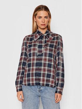 Pepe Jeans Pepe Jeans Marškiniai Irene PL304145 Spalvota Loose Fit