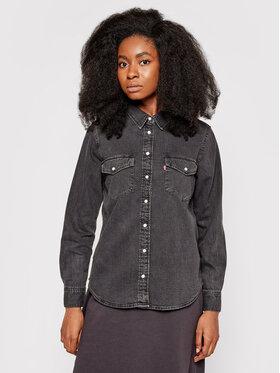 Levi's® Levi's® chemise en jean Essential Western 16786-0004 Noir Regular Fit