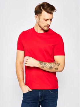 Boss Boss T-Shirt Tiburt 55 50379310 Czerwony Regular Fit