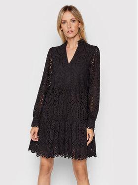 YAS YAS Повсякденна сукня Yasholi 26017887 Чорний Regular Fit