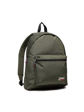 Tommy Jeans Tommy Jeans Rucsac Tjm Campus Backpack AM0AM07499 Verde