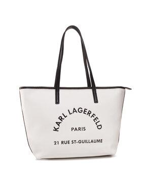 KARL LAGERFELD KARL LAGERFELD Sac à main 205W3084 Blanc