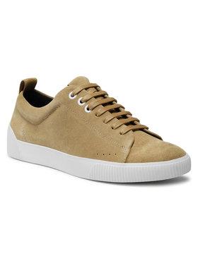 Hugo Hugo Sneakersy Zero 50433502 10214592 01 Beżowy