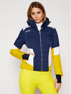 Phenix Phenix Skijaška jakna Dianthus ESA82OT65 Tamnoplava Regular Fit