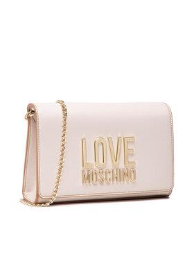 LOVE MOSCHINO LOVE MOSCHINO Дамска чанта JC4127PP1DLJ010A Бежов