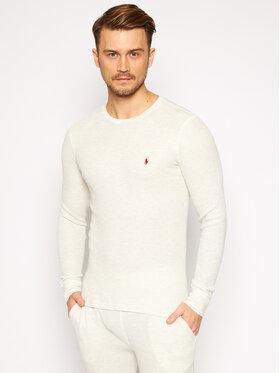 Polo Ralph Lauren Polo Ralph Lauren Marškinėliai ilgomis rankovėmis Spring 1 714705228014 Pilka Slim Fit