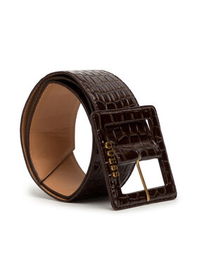 Guess Guess Moteriškas Diržas Not Coordinated Belts BW7520 P1370 Ruda