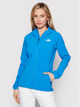 The North Face The North Face Вітровка Apx Nmble Hdie NF0A3OC2W8G Голубий Regular Fit