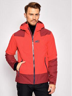 Millet Millet Veste de ski Roldal MIV8935 Rouge Regular Fit