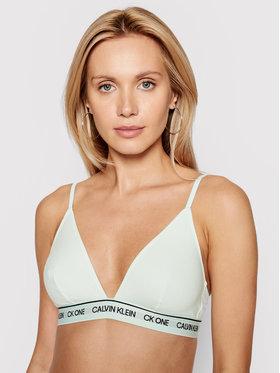 Calvin Klein Underwear Calvin Klein Underwear Podprsenka Bralette 000QF6316E Zelená