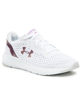Under Armour Under Armour Παπούτσια Ua W Charged impulse Shift 3024444-100 Λευκό