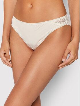 Calvin Klein Underwear Calvin Klein Underwear Brazilské kalhotky 000QF5152E Žlutá