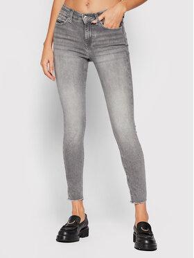 Vero Moda Vero Moda Jeans Peach 10255749 Grau Skinny Fit