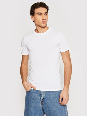 Only & Sons ONLY & SONS T-Shirt Basic 22020798 Weiß Slim Fit