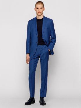 Boss Boss Kostiumas Jeckson/Lenon2 50450466 Mėlyna Regular Fit
