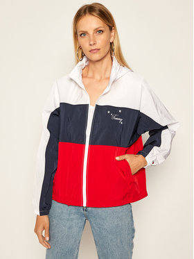Tommy Jeans Tommy Jeans Giacca di transizione Tjw Colorblock DW0DW08585 Multicolore Regular Fit