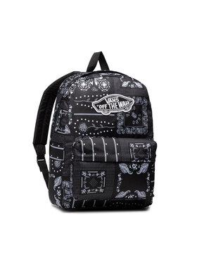 Vans Vans Batoh Realm Backpack VN0A3UI6CQ81 Černá