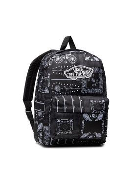 Vans Vans Σακίδιο Realm Backpack VN0A3UI6CQ81 Μαύρο