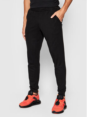 Outhorn Outhorn Pantaloni da tuta SPMD600 Nero Regular Fit