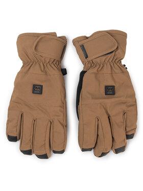 Billabong Billabong Lyžařské rukavice Kera Gloves Q6GL02BIF9 Hnědá