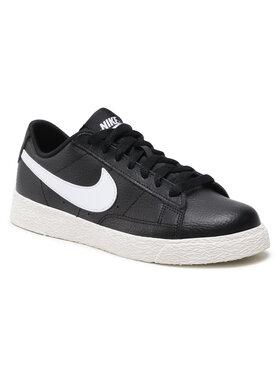 Nike Nike Buty Blazer Low Gs CZ7106 001 Czarny