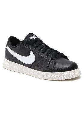 Nike Nike Topánky Blazer Low Gs CZ7106 001 Čierna