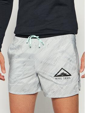 Nike Športové kraťasy Flex Stride Trail CQ7949 Sivá Standard Fit
