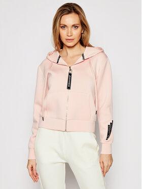Guess Guess Bluza W1RQ25 K7UW2 Różowy Regular Fit