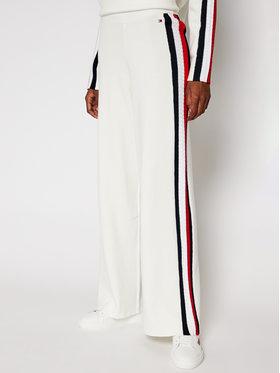 TOMMY HILFIGER TOMMY HILFIGER Kuloty Side Stripe WW0WW29062 Beżowy Regular Fit