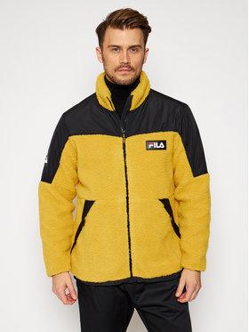 Fila Fila Átmeneti kabát Manolo 687908 Sárga Regular Fit