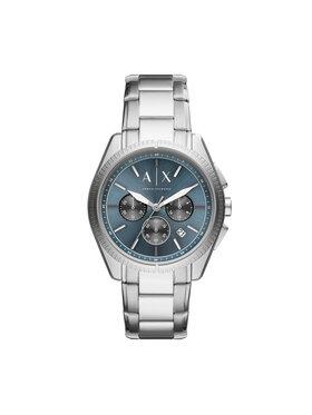 Armani Exchange Armani Exchange Laikrodis Giacomo AX2850 Sidabrinė