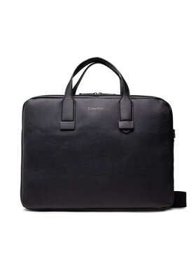Calvin Klein Calvin Klein Geantă pentru laptop Warmth Laptop Bag K50K507246 Negru