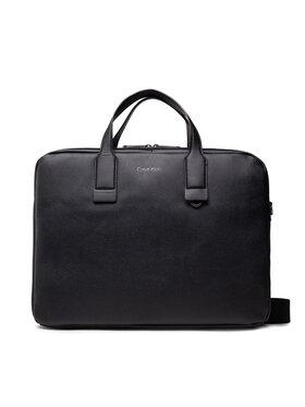 Calvin Klein Calvin Klein Taška na laptop Warmth Laptop Bag K50K507246 Čierna