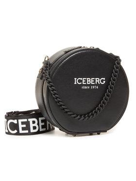 Iceberg Iceberg Дамска чанта 8X Borsa 20lP2P172036962-9000 Черен