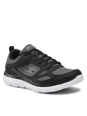 Skechers Skechers Cipő South Rim 52812/BKW Fekete