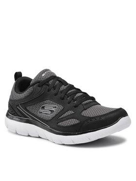 Skechers Skechers Pantofi South Rim 52812/BKW Negru