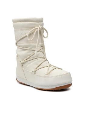 Moon Boot Moon Boot Снігоходи Mid Rubber Wp 24010300003 Бежевий