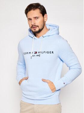 Tommy Hilfiger Tommy Hilfiger Sweatshirt Logo MW0MW11599 Blau Regular Fit